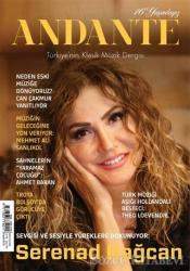 Andante Müzik Dergisi Yıl: 16 Sayı: 151 Mayıs 2019