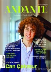 Andante Müzik Dergisi Yıl: 17 Sayı: 156 Ekim 2019