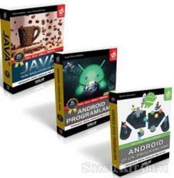 Android Oyun Programlama Seti (3 Kitap Takım)