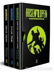 Arsen Lupen Seti (3 Kitap Takım)