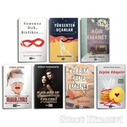 Aşk Romanları - 7 Kitap