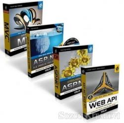 ASP.NET Uzmanlık Seti - 3 (4 Kitap Takım)