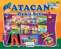 Atacan Öykü Seti (10 Cilt)