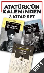 Atatürk'ün Kaleminden 3 Kitap Set