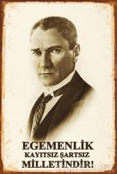 Atatürk Egemenlik