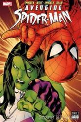 Avenging Spiderman 3 - She Hulk