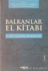 Balkanlar El Kitabı Cilt: 2 - Tarih