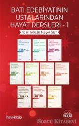 Batı Edebiyatının Ustalarından Hayat Dersleri - 1 (10 Kitap)