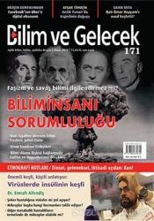 Bilim ve Gelecek Dergisi Sayı: 171 Mayıs 2018
