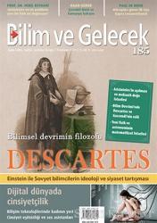 Bilim ve Gelecek Dergisi Sayı: 185 Temmuz 2019