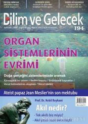 Bilim ve Gelecek Dergisi Sayı: 194 Haziran 2020