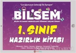 BİLSEM 1. Sınıf Hazırlık Kitabı