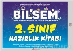 BİLSEM 2. Sınıf Hazırlık Kitabı