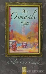 Bir Osmanlı Yazı