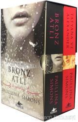 Bronz Atlı - Tatyana ve Alexander Kutulu Özel Set (2 Kitap)