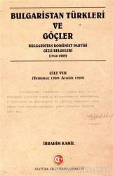 Bulgaristan Türkleri ve Göçler Cilt: 8