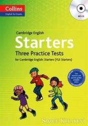 Cambridge English Starters +MP3 CD (Three Practice Tests)