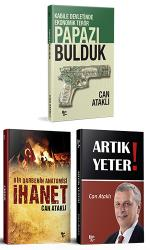 Can Ataklı 3 Kitap Set