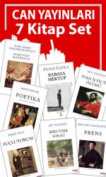 Can Yayınları Klasikler 7 Kitap Set