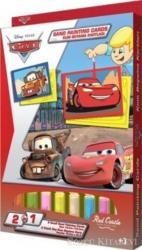 Cars 1: Kum Boyama Kartları