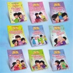 Cici Çocuklar Davranış Eğitim Seti (10 Kitap Takım)