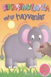 Çıkartmalarla Vahşi Hayvanlar (17 Kitap Takım)