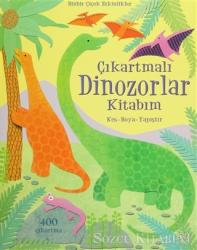 Çıkartmalı Dinozorlar Kitabım