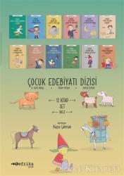 Çocuk Edebiyatı Dizisi Set 2 (12 Kitap Takım)