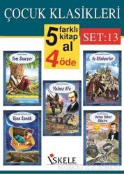 Çocuk Klasikleri (5 Kitap Takım) Set:13