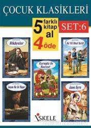 Çocuk Klasikleri Set:6 (5 Kitap Takım)