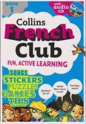 Collins French Club Fun, Aktive Learning