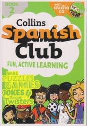 Collins Spanish Club Fun, Active Learning Book 2