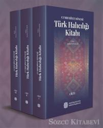 Cumhuriyet Dönemi Türk Halıcılığı Kitabı (3 Cilt Takım)