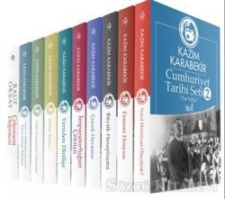 Cumhuriyet Tarihi Seti 2 - Zorlu Yıllar (10 Kitap Lüx Kutulu)