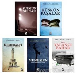 Cumhuriyet'in 100. Yılında Atatürk ve Yakın Tarih Seti (5 Kitap Takım)