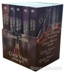 Çürük Vişne Beş Kitaplık Kutulu Set