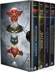 DC İkonlar Serisi - Kutulu Özel Set (4 Kitap Takım)