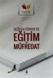 Değişen Türkiye'de Eğitim ve Müfredat
