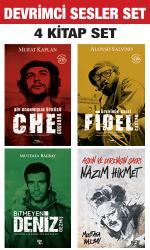 Devrimci Sesler Set - 4 Kitap