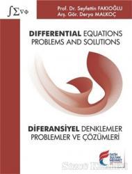 Diferansiyel Denklemler - Problemler ve Çözümleri