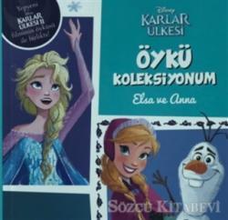 Disney Karlar Ülkesi - Öykü Koleksiyonum Elsa ve Anna