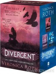 Divergent Trilogy Boxed Set (Books 3)