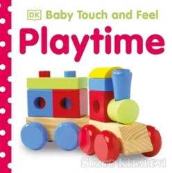 DK - Baby Touch and Feel Playtime