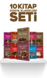 Dünya Klasikleri 10 Kitap Set