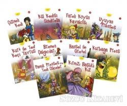 Dünya Masalları- 1 Set (10 Kitap)