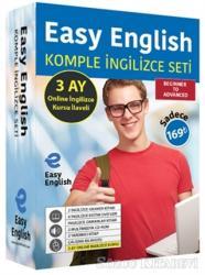 Easy English Komple İngilizce Eğitim Seti