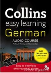 Easy Learning German Audio Course (3 CD+Kitap) Kolay Almanca Seti