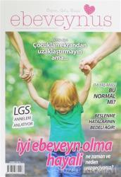 Ebeveynus Dergisi Sayı: 2 Aralık 2019