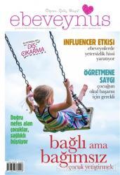 Ebeveynus Dergisi Sayı: 4 Şubat 2020