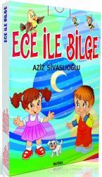 Ece ile Bilge (10 Kitap Takım) - Düz Yazı
